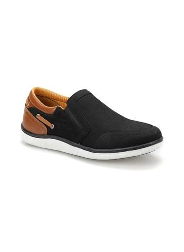 Oxide Ayakkabı Siyah
